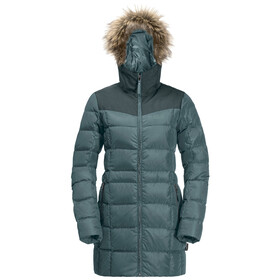 Jack Wolfskin Baffin Island Dunfrakke Damer, north atlantic
